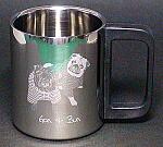 アルミマグカップ